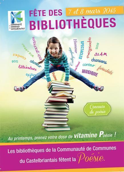 Fête des bibliothèques à Chateaubriant